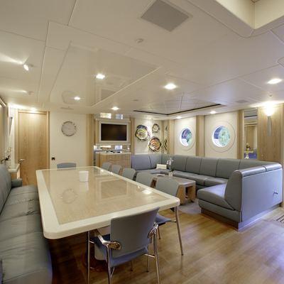 Sycara V Yacht Lounge/Diner