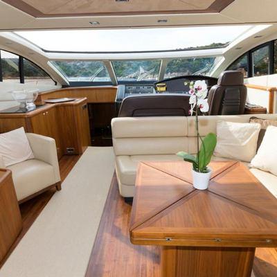 Aspire of London Yacht