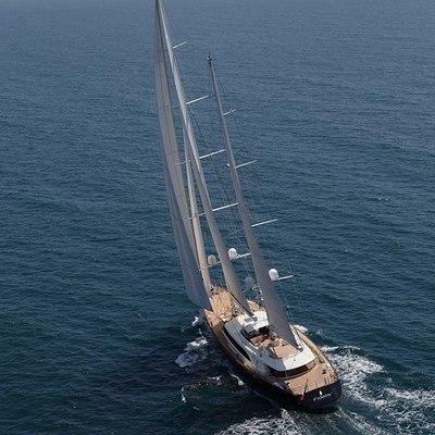 Fidelis Yacht Running Shot - Rear View