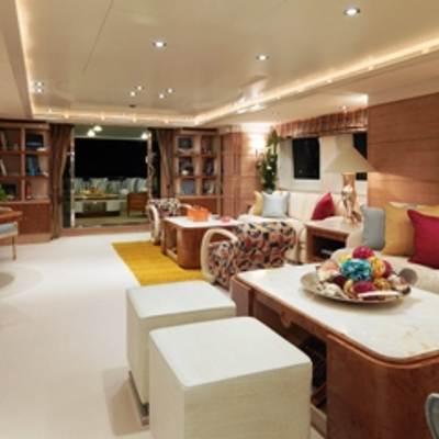 Balaju Yacht Main Salon