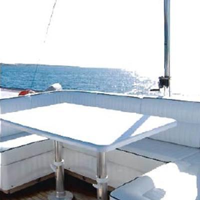 Mr White Yacht
