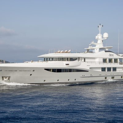 Revelry Yacht Profile