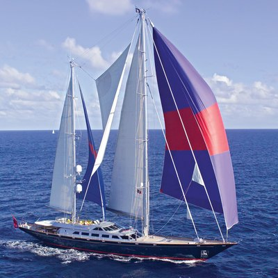 Andromeda la Dea Yacht Profile