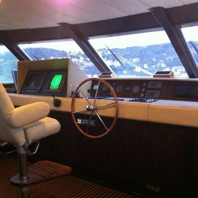 India Yacht Wheelhouse