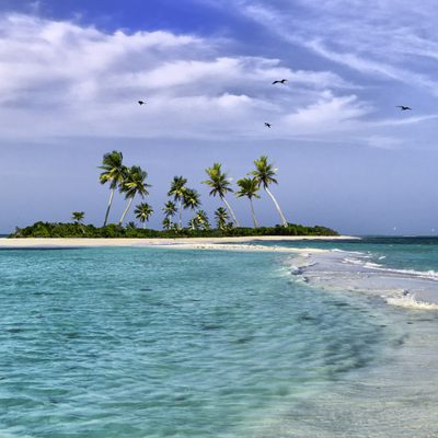 Fly out of Staniel Cay