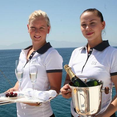 E & E Yacht Champagne