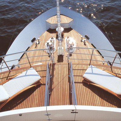 Jasmine Yacht Bow