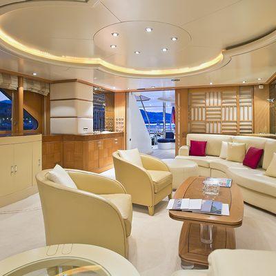 Desamis B Yacht Main Salon