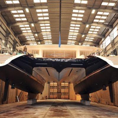 Hemisphere Yacht Dry Dock
