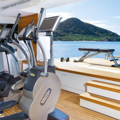 Seanna Yacht Gym/Swimdeck