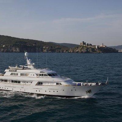 Sirahmy Yacht Running Shot - Profile