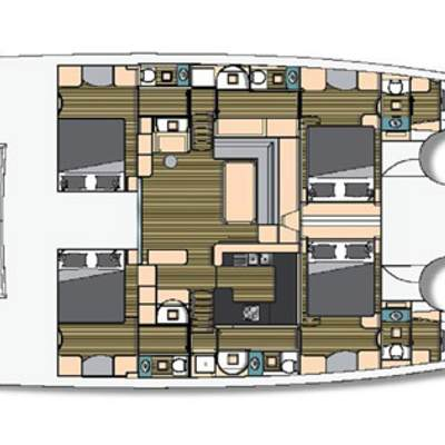 Lady Dominique II Yacht