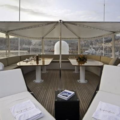 Superfun Yacht Sundeck View