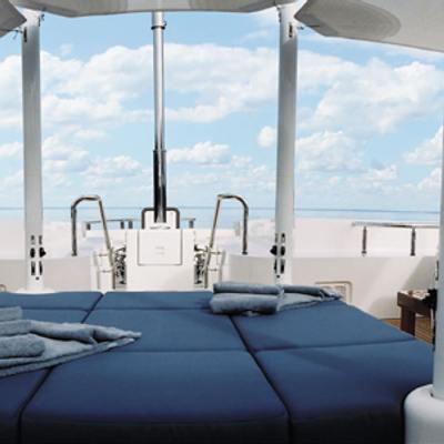 Sycara V Yacht Sundeck - Pads