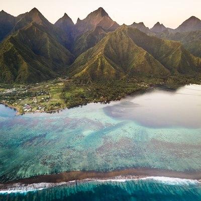 Tahiti to Moorea