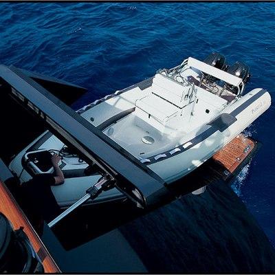 Parsifal III Yacht Tender