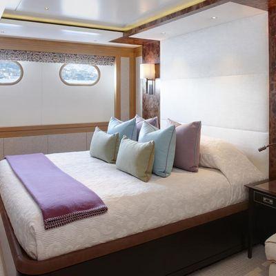 Lady Britt Yacht Guest Double Suite