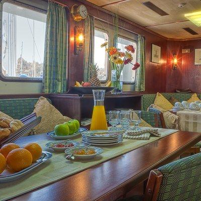 Sanssouci Star Yacht Lounge