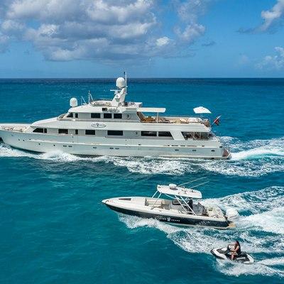 Lionshare Yacht