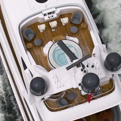 Usher Yacht Overhead - Jacuzzi