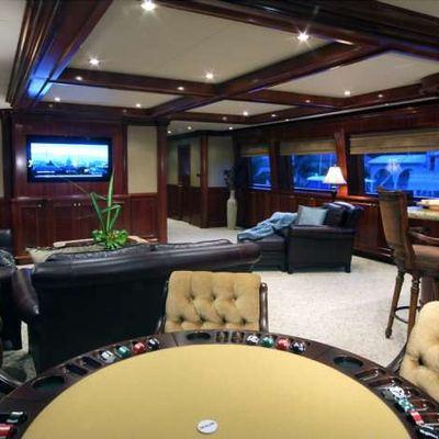 Far From It Yacht Salon - Table