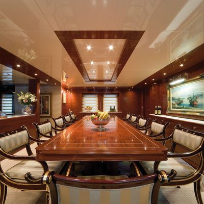 O'Ceanos Yacht Dining/Meeting Table