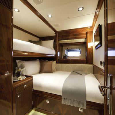 Destination Yacht Guest Double Cabin