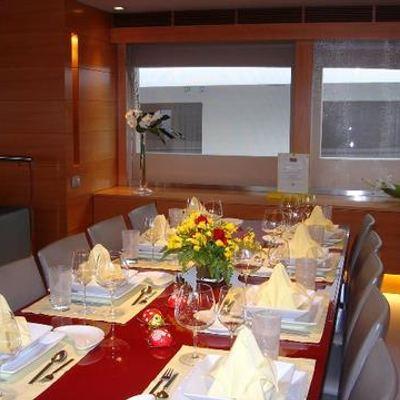 Phoenix Yacht Table Set