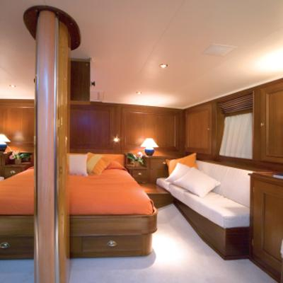 Tiziana Yacht Master Stateroom - Overview