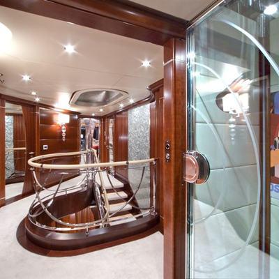Latitude Yacht Elevator & Staircase