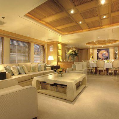 Marla Yacht Salon - Seating
