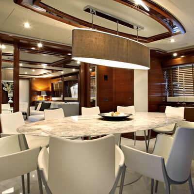 Libertas Yacht Dining