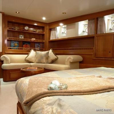 Seawolf Yacht VIP Stateroom