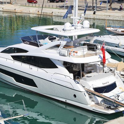 RAOUL W Yacht
