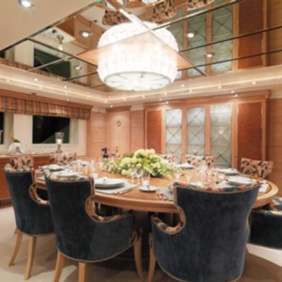 Balaju Yacht Dining Salon - Close
