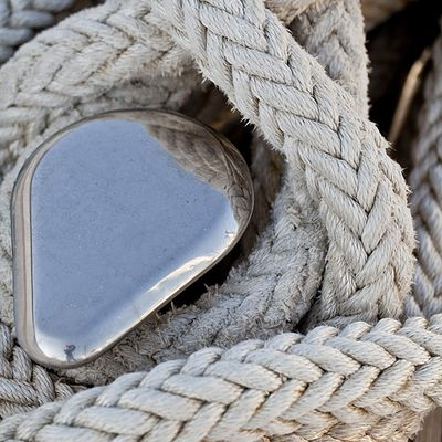 Eclipse Yacht Detail - Rope