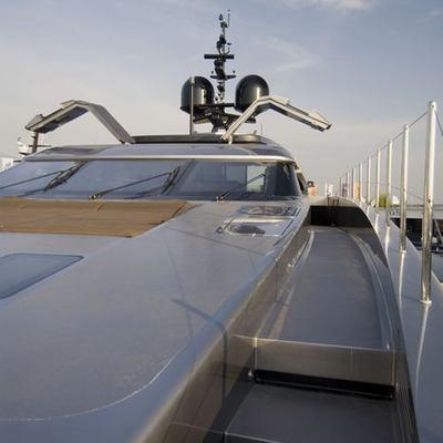 4A Yacht Lifting Gullwings - Day