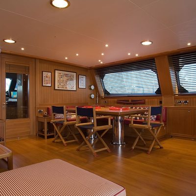 Heritage Yacht Dining
