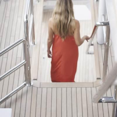 Relentless  Yacht