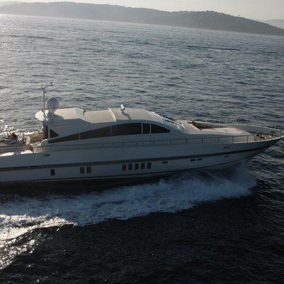 Hard Work II Yacht