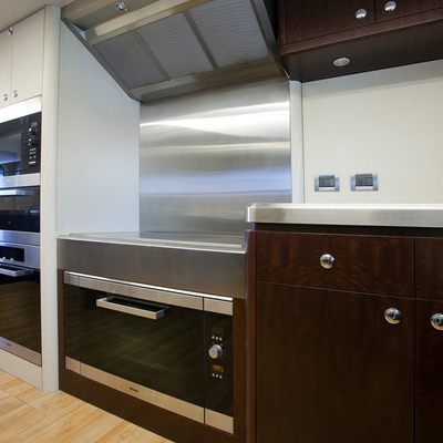 Quantum Yacht Galley
