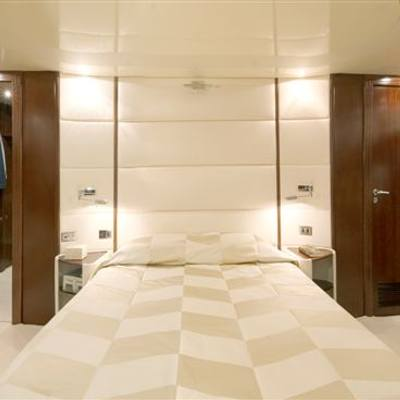 Let It Be Yacht VIP Stateroom