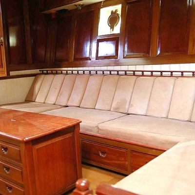 Sunshine Yacht Seating Area