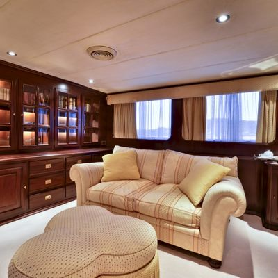 Commitment Yacht Master Cabin