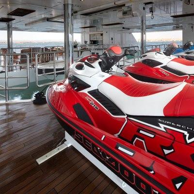 Pegasus VIII Yacht Toys