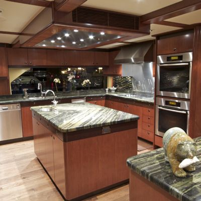 Usher Yacht Galley