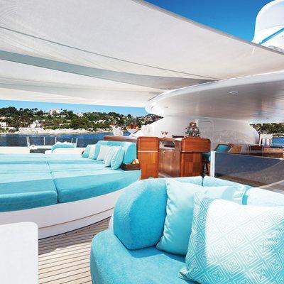 Baton Rouge Yacht Sundeck