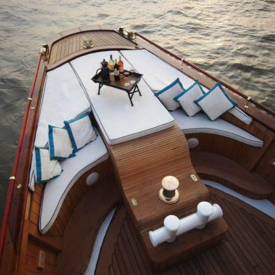 Kalizma Yacht Seating
