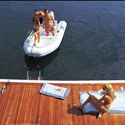 Kintaro Yacht Platform