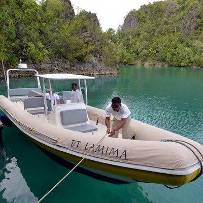 Lamima Yacht